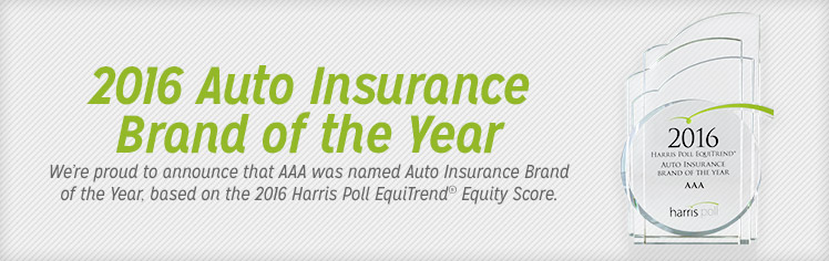 2016 Auto Insurance Brand Of The Year