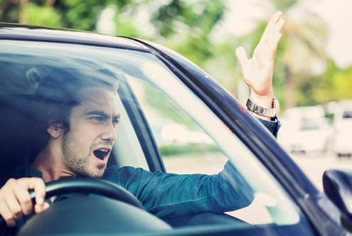How to Avoid Aggressive Driving