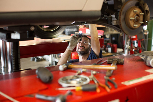 Does Your Auto Repair Shop Make the Grade?