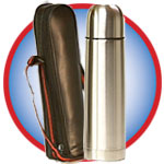 Stainless steel hot/cold thermos $25 value