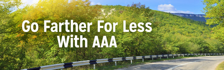 Go Farther For Less With AAA