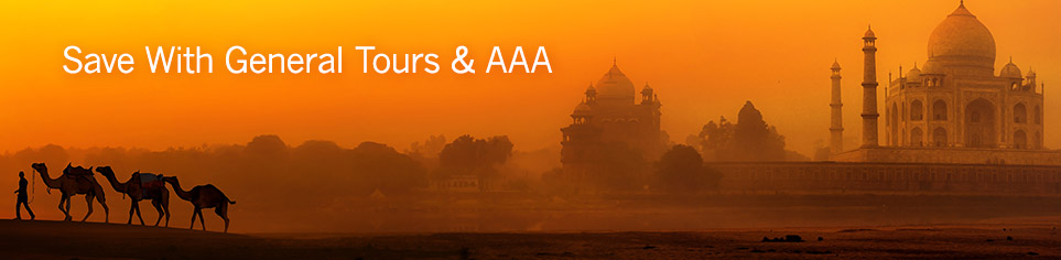 Save With General Tours & AAA