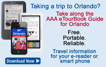 AAA eTourBook Guide for Orlando