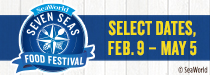 SeaWorld Seven Seas Food Festival tickets