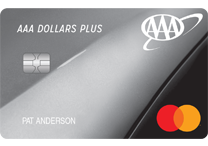 AAA Dollars Plus Mastercard credit card