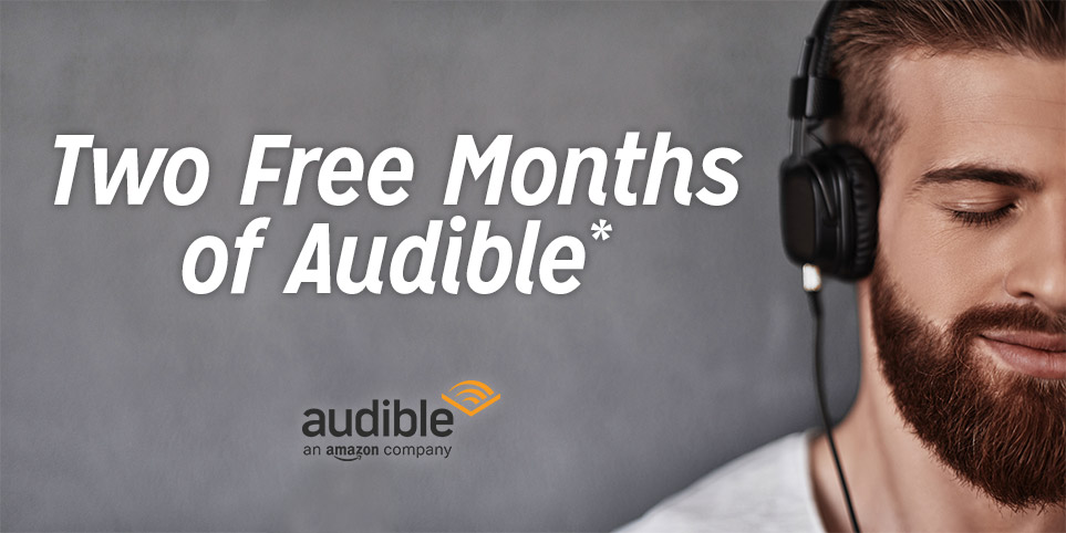 Amazon Audible - Free Audible Books and Amazon Gift Card | AAA
