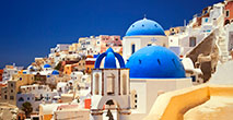 Greece Honeymoon Planning With AAA Travel Agency