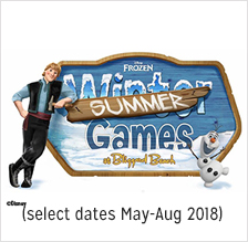 Mickey's Frozen Summer Games