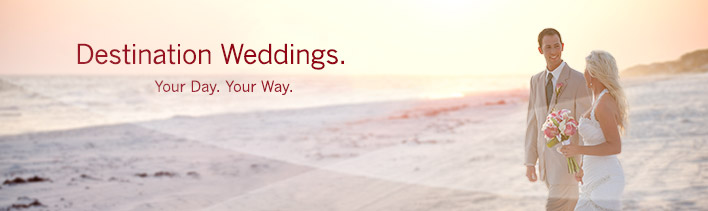 Destination Wedding Planning With AAA Travel Agency