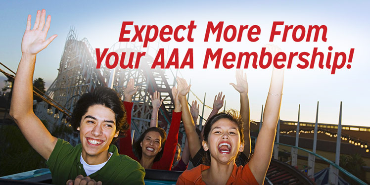 Expect More From Your AAA Membership