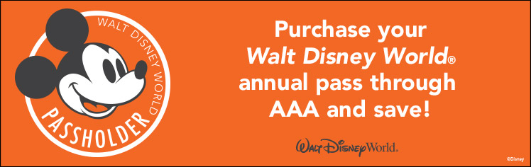 Walt Disney World Annual Pass