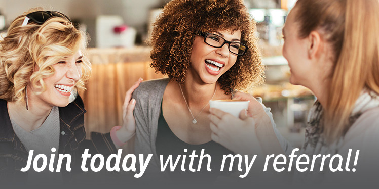 Refer a Friend and earn 20 AAA Dollars when they join!
