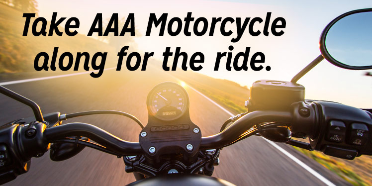 AAA Motorcycle Coverage