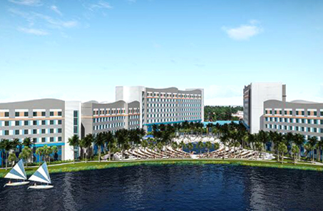 A Sister Hotel Dockside Inn And Suites Will Open In 2020 Both Hotels Be Part Of Universal S Endless Summer Resort Vibrant Sunny Retreat