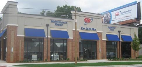 car care plus  AAA Car Care Facility - AAA Chastain Park Car Care Plus