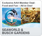 Sea World and Busch Gardens