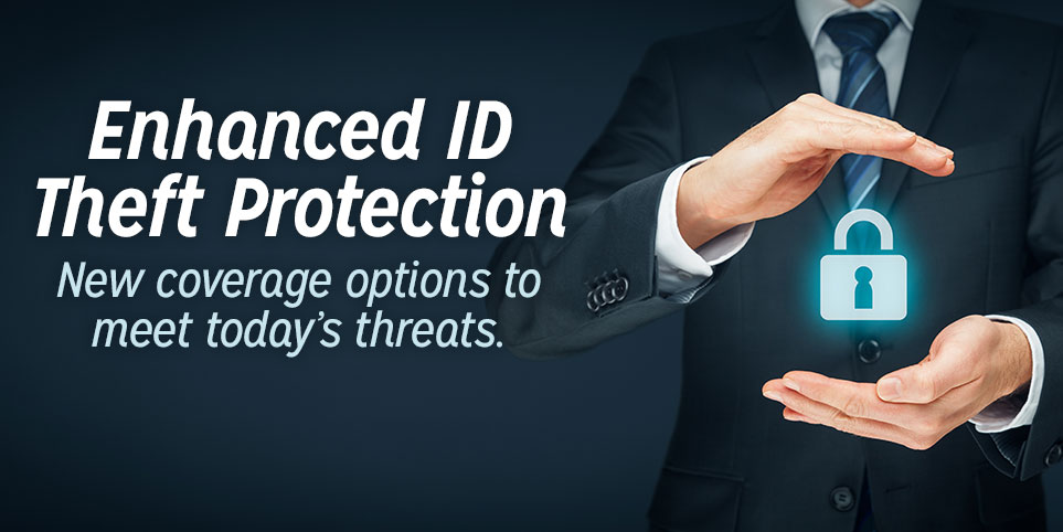 Enhanced ID Theft Protection
