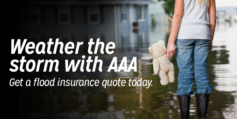 Get a flood insurance quote