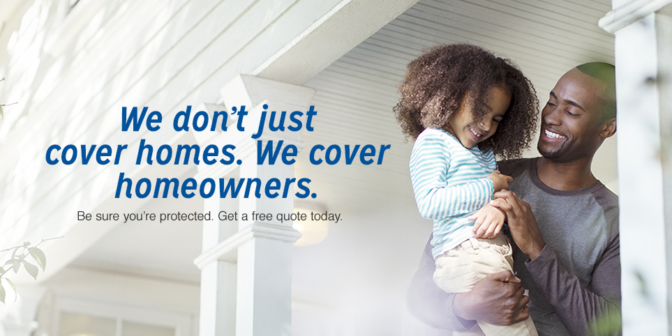 Insurance for homes and homeowners