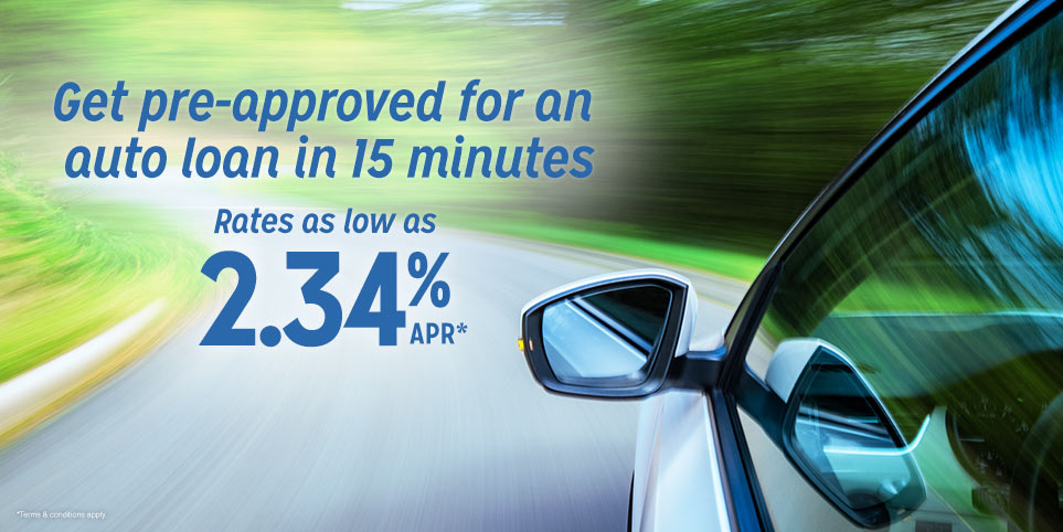 Get Pre-Approved for an Auto Loan