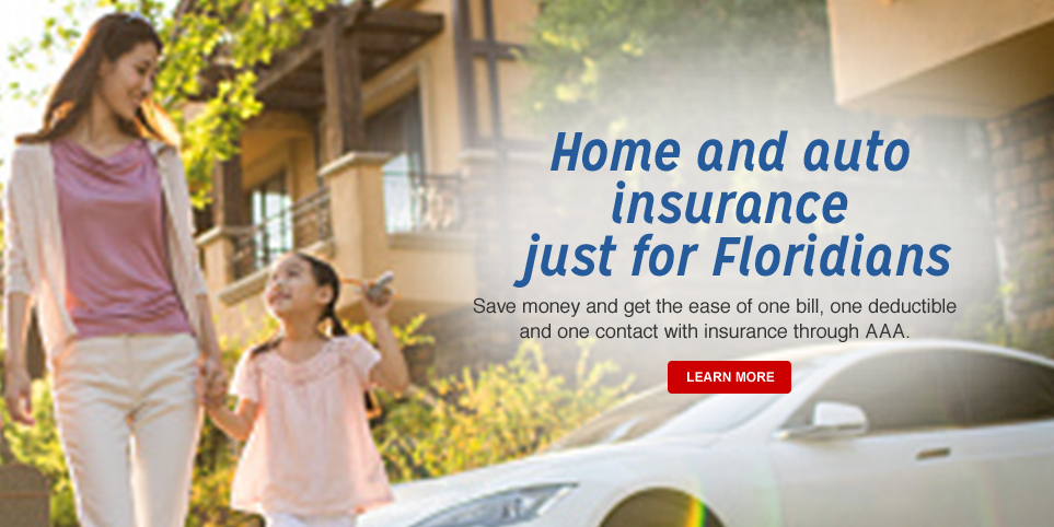 Florida Home and Auto Insurance Package