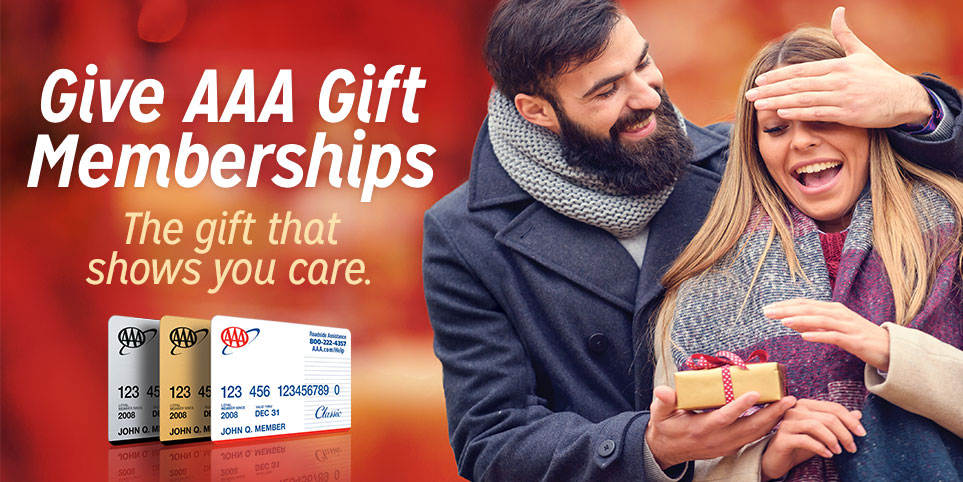Give AAA Gift Memberships