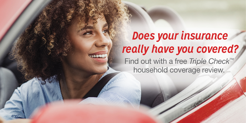 Triple Check on Insurance Coverage from AAA