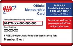 Aaa membership for Aaa motor club phone number